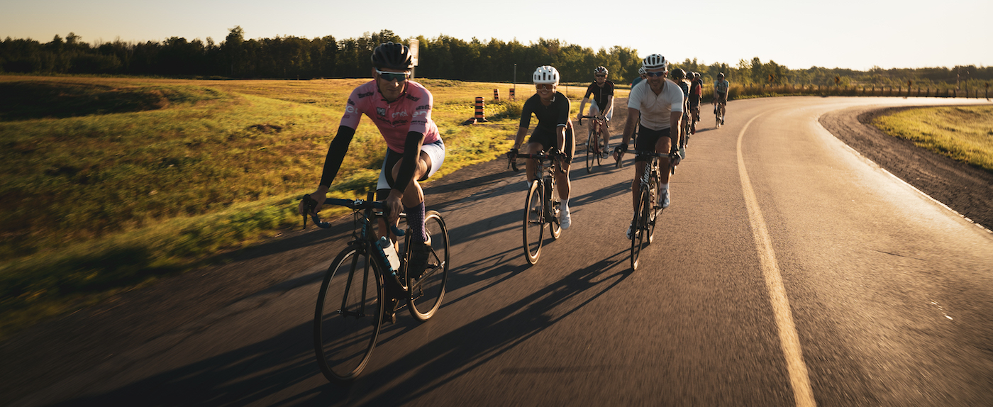 Group cycling rides in Ottawa